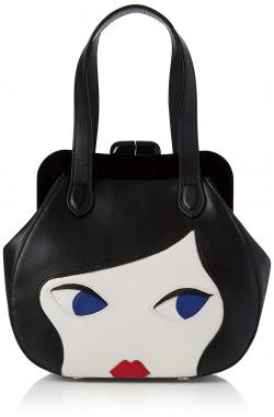 Lulu Guinness Women's Pollyanna Top-Handle Bag