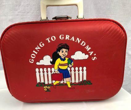 Vintage 1960 Going to Grandmas
