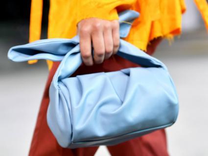 bag detail at the REJINA PYO