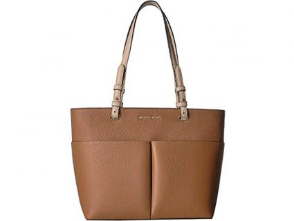 Michael Kors Bedford Medium Top Zip Pocket Tote