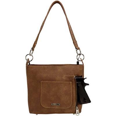 Montana West Western Concealed Carry Hobo Shoulder Bag