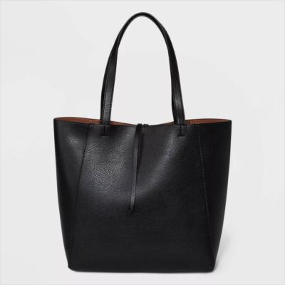 Small Reversible Tote Handbag - A New Day