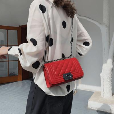 Quilted Women's Handbag Designer