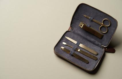 Manicure set case
