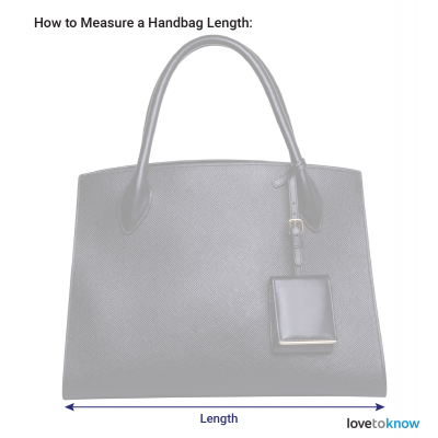 Measure a Handbag Length