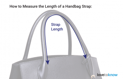 Measure the Length of a Handbag Strap