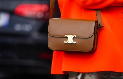 Celine leather bag