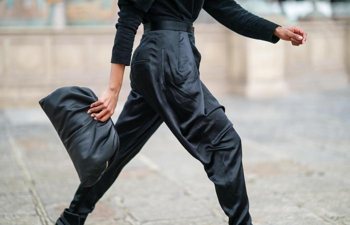 Slouchy Leather Handbag