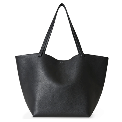 The Row Park Leather Tote Bag