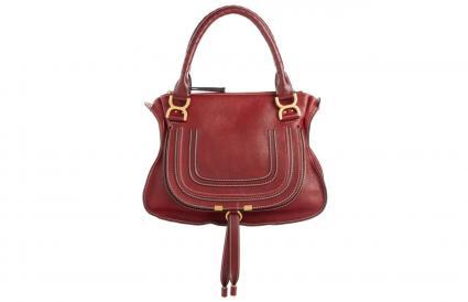 Chloé Medium Marcie Leather Satchel