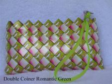romantic green double coiner
