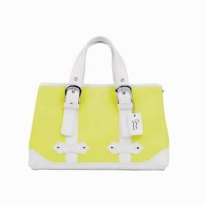 Yellow Mirabella Bolzano Handbag