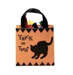 Halloween Handbags can tote a wide variety of items
