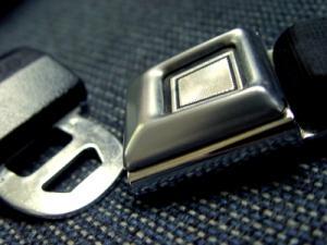 seatbelt close-up