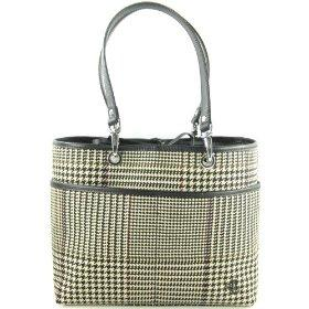 c25aac08c489 Ralph Lauren Houndstooth Purse