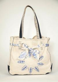 Daisy Indigo bag from Amykathryn Purses