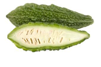 Green Indian Bitter Melon Herb