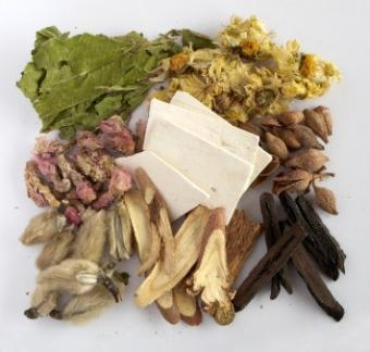 Chinese Herbs Dictionary