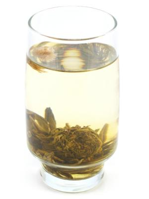 Chinese chrysanthemum tea.