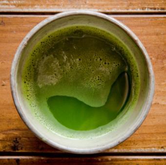 Green Tea Cures