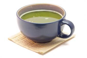 Green Tea Poultice