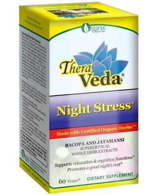 Night Stress Herbal Supplement