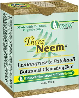 TheraNeem Lemongrass Soap
