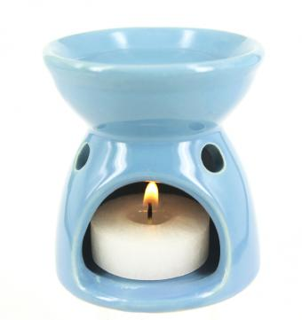 Candle oil diffuser