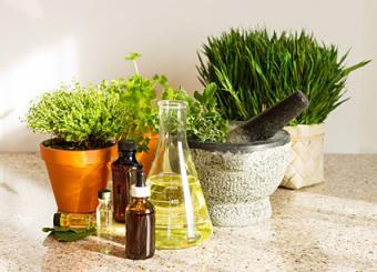 Organic Herbal Remedies