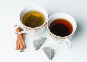 Benefits of Black Tea Vs Green Tea