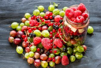 List of Different Kinds of Berries