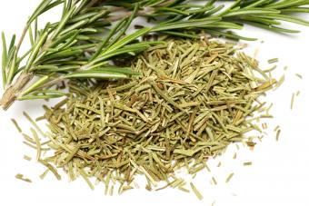 Substituting Dry Herbs for Fresh