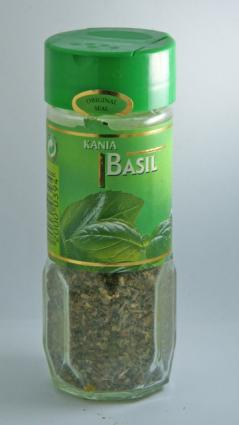 Basil is easy to dry.