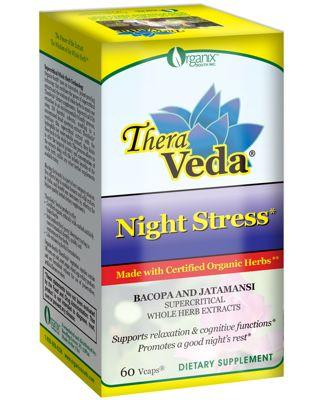 Night Stress Herbal Supplement