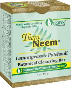 TheraNeem Lemongrass Soap