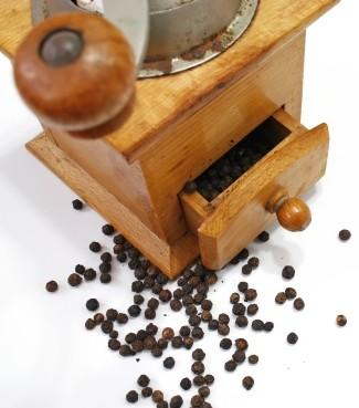 herb and spice mill