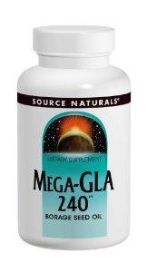 Mega GLA Borage Seed Oil