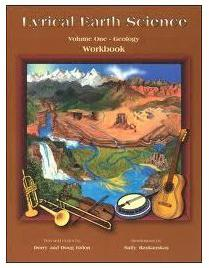 Lyrical Earth Science (Lyrical Learning Series, Volume 1 Geology)