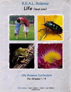 R.E.A.L. Science- Life