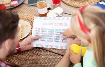 Simple Homeschool Schedule Templates