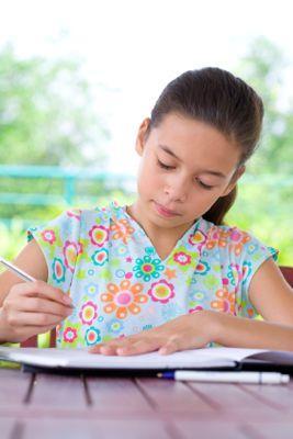 Homeschool Printing and Cursive