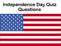 independence day quiz questions