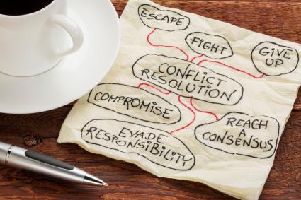 Conflict Resolution Lessons