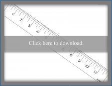 Full Twelve-Inch Ruler