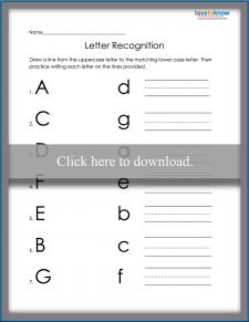 Letter Recognition Matching