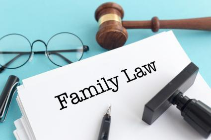 Image of family law