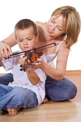 You can teach music in your home.