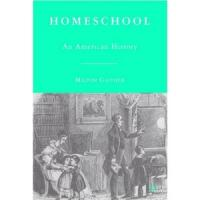 Milton Gaither's book on homeschooling history