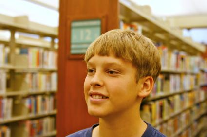 The library is a great resource for free homeschool material.