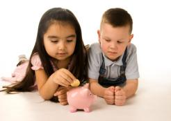 teaching banking to six year olds